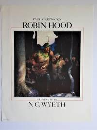 Promotional Poster: Paul Creswick's ROBIN HOOD