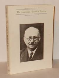 The American Historical Review  [Volume 85, Number 4 - October 1980