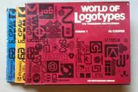 World of Logotypes - voll. 1, 2 & 3