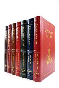 image of THE CHRONICLES OF NARNIA (7 VOLUMES)
