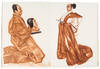 View Image 1 of 6 for Le Théatre Japonais (Kabuki) Inventory #38159