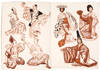 View Image 2 of 6 for Le Théatre Japonais (Kabuki) Inventory #38159