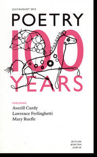 Poetry: 100 Years (Vol 20, No. 5, July/August)