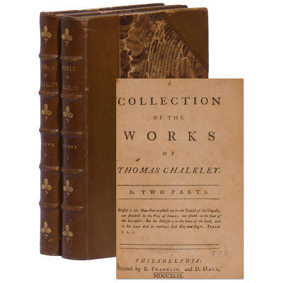 A Collection of the Works of Thomas...
