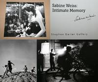 SABINE WEISS: INTIMATE MEMORY