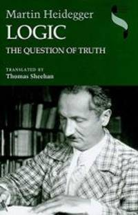 image of Logic: The Question of Truth (Studies in Continental Thought)