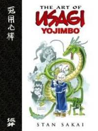 The Art of Usagi Yojimbo by Stan Sakai - 2005-08-03