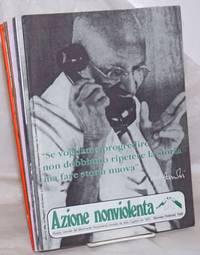 Azione nonviolenta (Nonviolent action). 1998:  1-12
