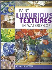 Paint Luxurious Textures in Watercolor