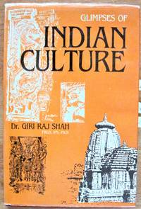 image of Glimpses of Indian Culture