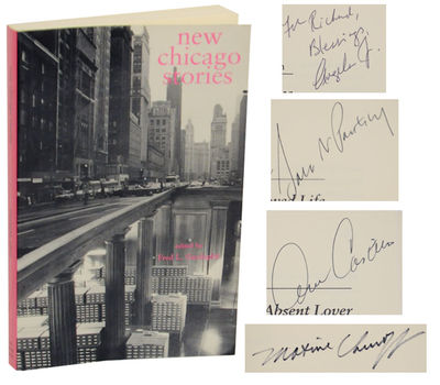 Chicago, IL: City Stoop Press, 1990. First edition. Softcover. Literary anthology about stories set ...