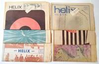 Helix Newspaper (6 Issues: Vol. 9 No. 1, 2, 4, 5, 6, 10) (July - October 1969)