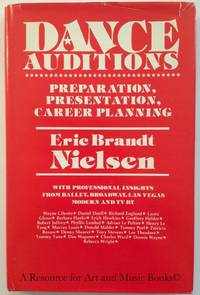 Dance auditions: Preparation, presentation, career planning