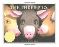 The Three Pigs (Caldecott Medal Book) (Caldecott Honor Book)