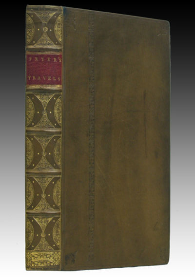 London: R. R. for Ri Chiswell, 1698. First edition. Calf ruled and decorated in blind, five raised b...