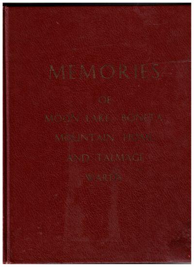 Springville, UT: Art City Publishing Co, 1975. First edition. Hardcover. Good. 529pp. Quarto Red boa...