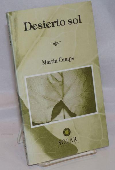 Chihuahua: Instituto Chihuahuense de la Cultura, 2003. Paperback. 150p. + p.,text in Spanish, poetry...