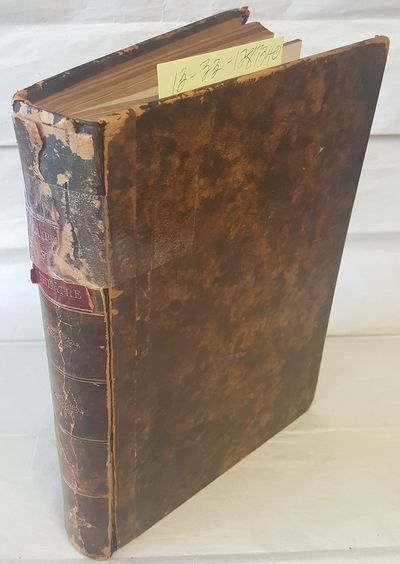 Paris, 1920. Hardcover. Large Octavo; Fair/no-DJ; Dark brown spine with gold text on red bar; Boards...