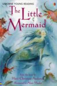 Little Mermaid Young Reading Level 1 Paperback Jan 01  2010 NILL