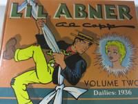 Li'l Abner Dailies Volume 2: 1936