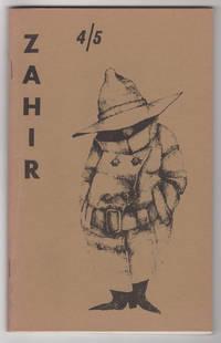 Zahir, Volume 1, Numbers 4/5 (1972)