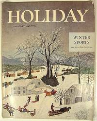 Holiday Magazine.  1947 - 02