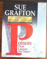 A POISON THAT LEAVES NO TRACE, MYSTERY JIGSAW PUZZLE