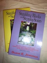 Stumblings Blocks and Stepping Stones (2 Volume Set) by  Duane E Jennings - Paperback - 2016 - from Nocturne Books and Music (SKU: 101183)