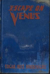 image of ESCAPE ON VENUS