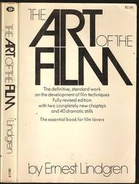 The Art of the Film by Ernest Henry Lindgren (1910-1973) - Paperback - Second - from The Book Collector ABAA, ILAB (SKU: M0173)