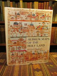 Hebrew Maps of the Holy Land