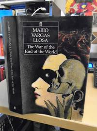 The War of the End of the World by Mario Vargas Llosa - First UK Edition - 1985 - from Dreadnought Books (SKU: 28023)