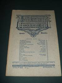 The Theosophic Messenger for March 1910