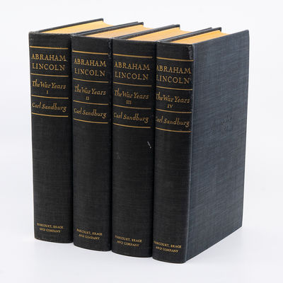 New York: Harcourt, Brace & Company, 1939. First Trade Edition. Near fine in original blue cloth, ti...