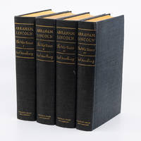 Abraham Lincoln: The War Years [Four-Volume Set, Inscribed to Jack Kapp]
