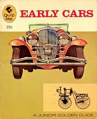 Early cars (Quiz-me books)