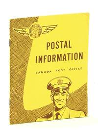 image of Postal Information - Canada Post Office (Cat. No. Po 4-858)