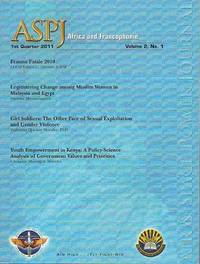The Air and Space Power Journal Volume 2 No 1 ASPJ
