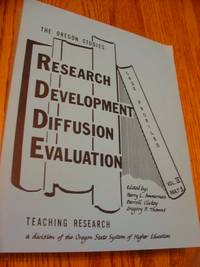 The Oregon Studies in Educational Research, Development, Diffusion and Evaluation; Volume 4 Part 3; Profiles of Exemplary Projects in Educational RDD&E