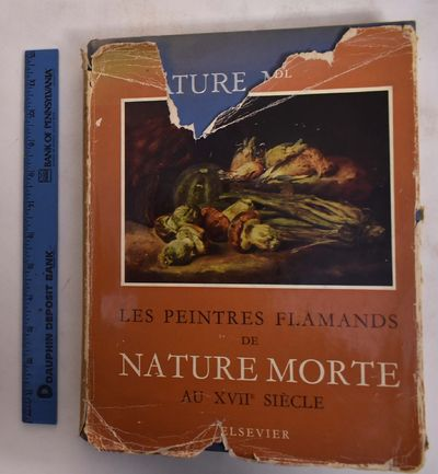 Bruxelles: Elsevier, 1956. Hardcover. Good+ ( dj is torn in several places, fading to top of boards,...