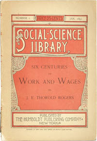 Six Centuries of Work and Wages: A History of English Labor ... (Abridged)