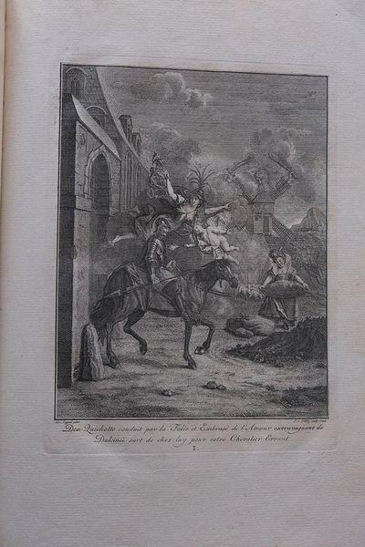 ALBUM DE DON QUICHOTTE (Don Quixote).