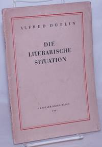 image of Die literarische situation
