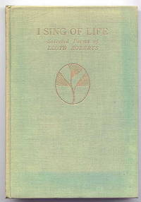image of I SING OF LIFE:  SELECTED POEMS.