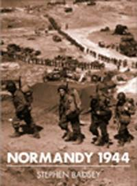 image of Normandy 1944: Allied landings and breakout (Trade Editions)