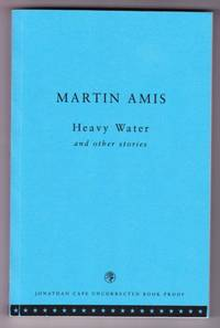 image of HEAVY WATER AND OTHER STORIES