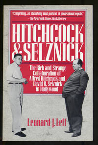 image of Hitchcock_Selznick: The Rich and Strange Collaboration of Alfred Hitchcock and David O. Selznick in Hollywood
