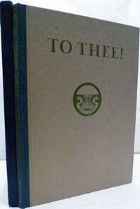 To Thee! A Toast in Celebration of a Century of Opportunity and Accomplishment in America 1847-1947 by  Rockwell Kent - First edition - 1946 - from Royoung bookseller, Inc. and Biblio.co.uk