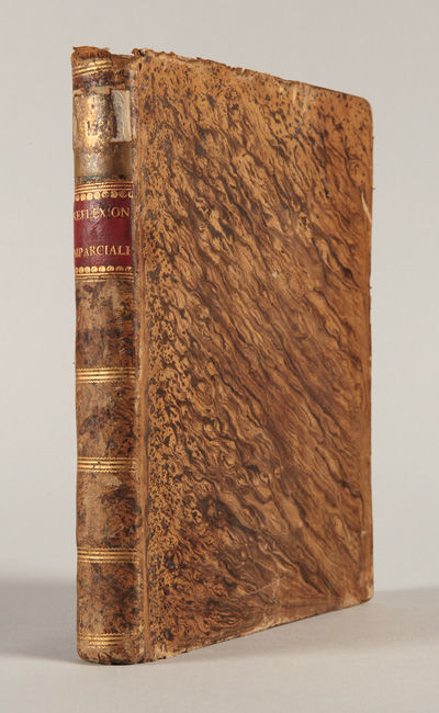 Madrid: Por D. Joachin Ibarra..., 1782. ,lii,315pp. Half title. Late 19th-century mottled calf, spin...