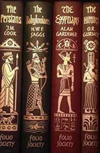 Four Volumes: the Babylonians, Egyptians, Hitittes, Persians